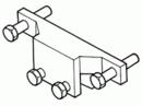 Miller Special Tools MS8199 Upper Control Arm Adjuster - No Return
