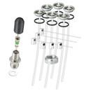 SURE SHOT MSBK52 Complete Rpr Kit F/Stainls Stl