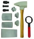 Mayhew Alum Body Repair Kit 11 Pc