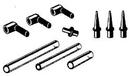 A & A Hydraulic Repair 822303 Assy, Brake Bleed Adapter, Mv4050M