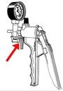 A & A Hydraulic Repair 822385 Handle For Plastic Pump, 07000
