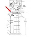A & A Hydraulic Repair 822561 Handle Kit, Mv7201