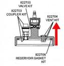 A & A Hydraulic Repair 822704 Vent Kit