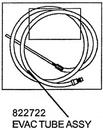 A & A Hydraulic Repair 822722 Evac Tube Assembly