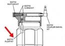 A & A Hydraulic Repair 822731 Float Kit