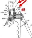 A & A Hydraulic Repair 823377 Exhaust Valve Kit, Mv4000M