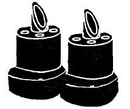 A & A Hydraulic Repair 823396 Feeder Cap Kit, Mv4050M