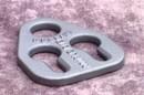 Mo-Clamp 1650 Hook Double Eye Ii Chain