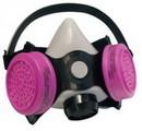 SAS SAFETY 3650-50 Low Maint Half Mask Respirator