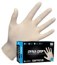 SAS Safety Corp 650-1001 Latex Glove Sm Dyna Grip Pf 7 Mil
