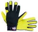 Sas Safety SA6763 Safety Gloves L Cowhide