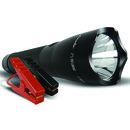 Schumacher Electric SCHSL1391 $tactical light w/built in jump starter 800 peak amps 12v lithium ion