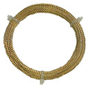 Tool Aid 87425 Windshield Cut Out Wire Gold Ss