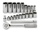 SK Professional Tools 4521 Set 3/8