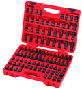 Sunex SU3569 Master Hex Bit Imp Skt Set 84Pc 3/8