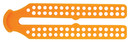 UView 590237 Citrus Vent Clips - Pk Of 12