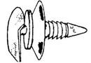 W & E WE2224 Gm Door Trim To Inner Pnl 50Pk