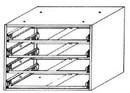 W & E 4LR Rack 20Lng 15-3/4Dp 14-1/2H*Av2-96