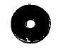 W & E 985 1/8 Steel Rivet Washer 500Pk