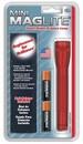 Maglite XM2A03H MINI MAGLITE RED w/HLSTR PACK