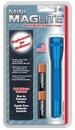 Maglite XM2A11H MINI MAGLITE BLUE w/HLSTR PACK
