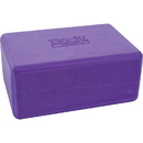 Body sport Foam Yoga Block, Purple 4 X 6 X 9
