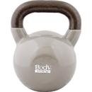 Body sport KB45 45Lb Kettlebell, Latex-Free, Gray