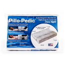 Foot Levelers 223 Pillo-Pedic Plus Pillow, 4-1/2