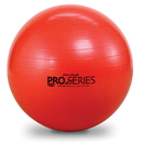 Hygenic 23025 Thera-Band Slow Deflate Exercise Ball, Red, 55Cm / 22