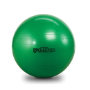 Hygenic 23035 Thera-Band Slow Deflate Exercise Ball, Green, 65Cm / 26