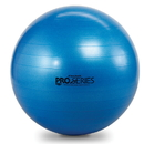 Hygenic 23045 Thera-Band Slow Deflate Exercise Ball, Blue, 75Cm / 30
