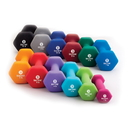 Body Sport Neoprene Dumbbells - Colored/Single