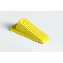 Master Manufacturing 00911 ColorStops Doorstop, Yellow, 1/pk