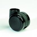 Master Manufacturing 69549 Stemless Caster, Soft Wheel, Set of 4