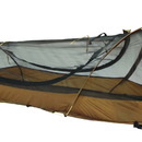 Catoma Improved BedNet System (BURROW IBNS) Tactical Shelter - Coyote Brown