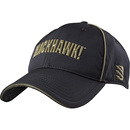 Blackhawk BH-PC01BKML Performance Stretch Fit Cap, Black, M/L