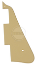 Mojotone Electric Guitar Pickguard For Les Paul Ivory 1 Ply