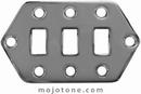 Jaguar Slide Switch Control Plate Chrome