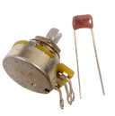 Fender Cts 250K Potentiometer No Load Split Shaft