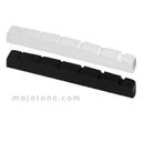 Mojotone Plastic 6 String Guitar Nut (1-5/8