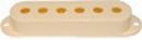 Stratocaster Pickup Cover Cream