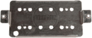 Mojotone Nickel Silver Humbucker Frame Short 49.2mm (1.94'')
