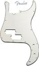 Fender Standard P-Bass Guitar Pickguard Parchment 3 Ply