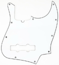 Fender Standard Jazz Bass Guitar Pickguard White 3 Ply
