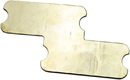 Fender '57 P-Bass Guitar Pickup Shield Ground Plate