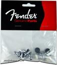 Fender Guitar & Bass Strap Locks Chrome Schaller Straplocks