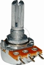 100Kb 16Mm Long Split Shaft Pc Mount Potentiometer
