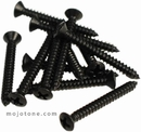 Black Back Panel Screws For Open Back Cabinets
