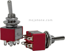 Dpdt Mini Toggle Switch On-Off-On