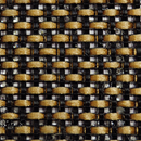 Mojotone Black & Tan Grill Cloth/ 33